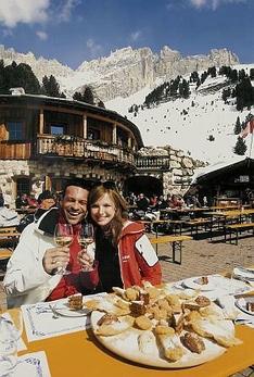 Skihütte Mayrl Alm